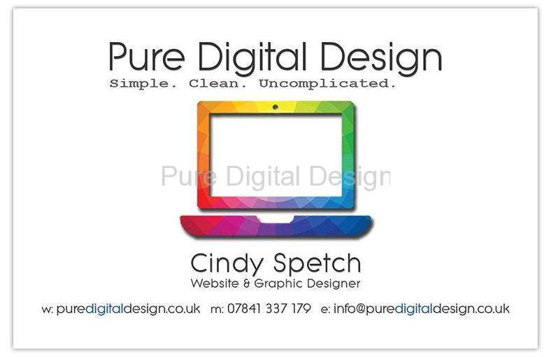 Pure Digital Design's Business Card