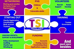 A6 double sided postcard created for local business TSI (2016)
